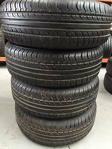 EXCELLENT USED 14 INCH TYRES FOR SALE CHEAP! ALL ROADWORTHY TYRES Craigieburn Hume Area Preview