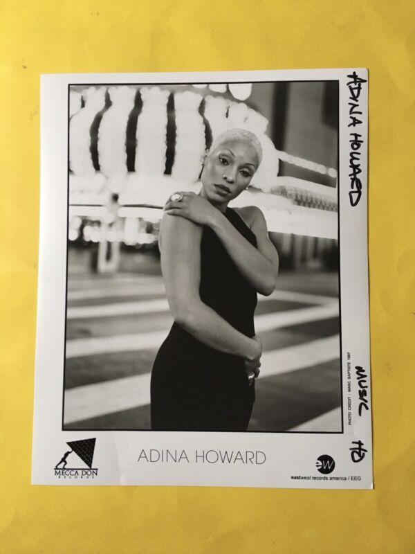 """Adina Howard Press Photo 8x10""""."""