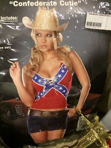 Almost New Halloween Costumes - size woman's small
