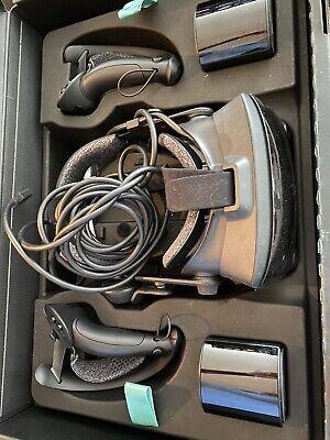 Valve Index Full VR Headset Kit - Black Complete In Box