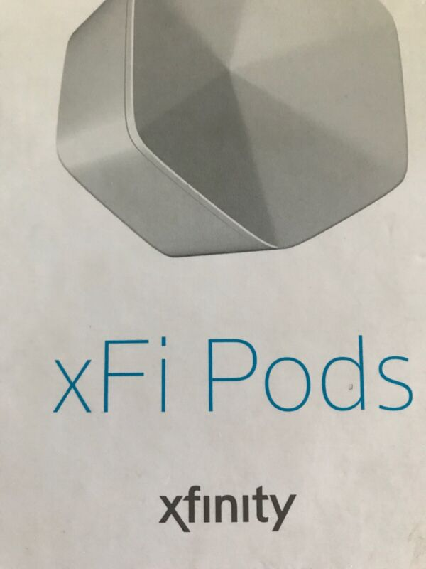 AWESOME DEAL: (ONE POD) NEW Comcast xFinity xFi WIFI Pods Network Extenders!