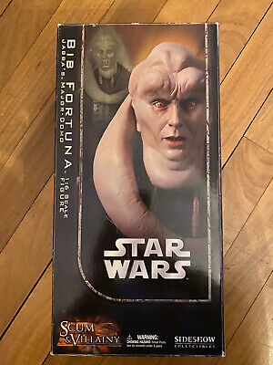 Sideshow Star Wars Scum & Villainy Bib Fortuna Jabba's Major-Domo AFSSC1166