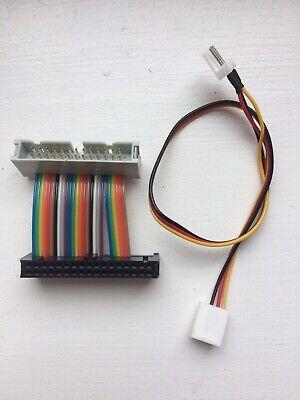 Amstrad CPC 6128 / 664 Gotek Ribbon Cable Set Vintage Computer Schneider...