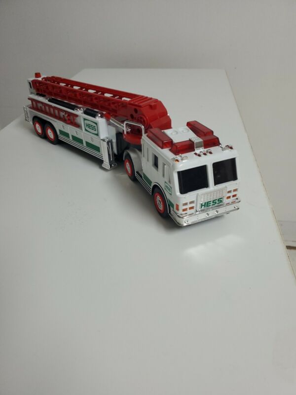 Hess fire latter Mini Truck Collection