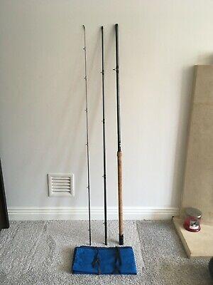 Vintage 1980's Daiwa 'Super Sensor Graphite Match' 13' Float Fishing Coarse Rod