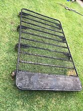Full length 2200mm roof rack cage, tradies, great for 4x4, camping Bexley Rockdale Area Preview