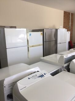 Fridges washing machines from $200 with warranty