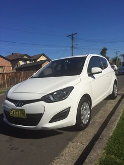 Hyundai i20  Green Valley Liverpool Area Preview