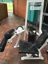 Gym machine equipment - HAMSTRING CURL Randwick Eastern Suburbs Preview