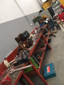 Workshop garage clearance sale  Campbellfield Hume Area Preview