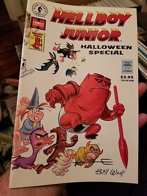 Hellboy Junior Collection (Halloween Special and the 2 issue mini series)](Halloween Mini Series)