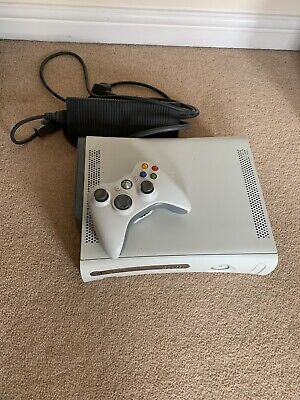 XBOX 360 CONSOLE 60GB SYSTEM +  CONTROLLER