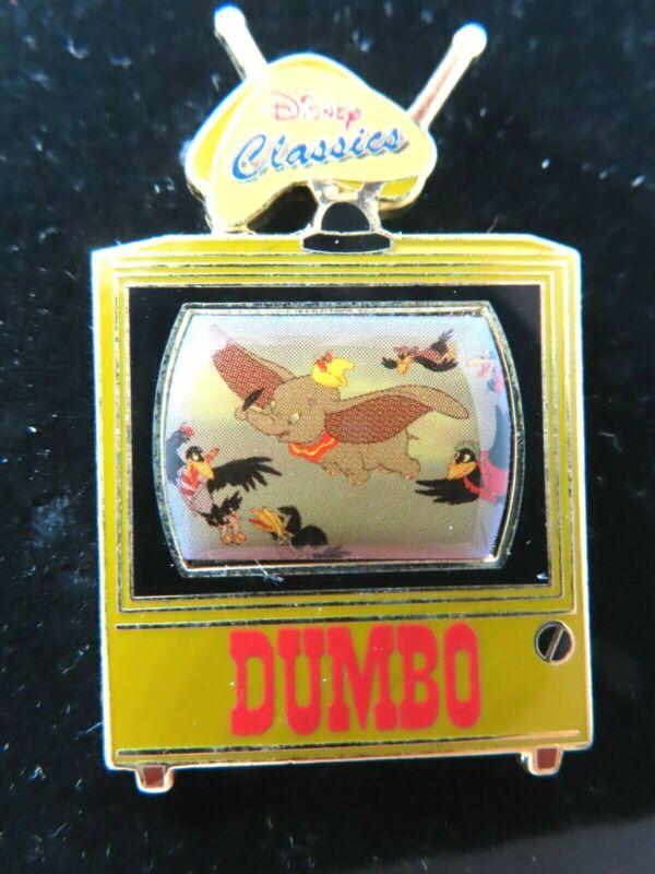 Disney Pin DLR - Disney Movie Classics - Dumbo LE 1000 #27160