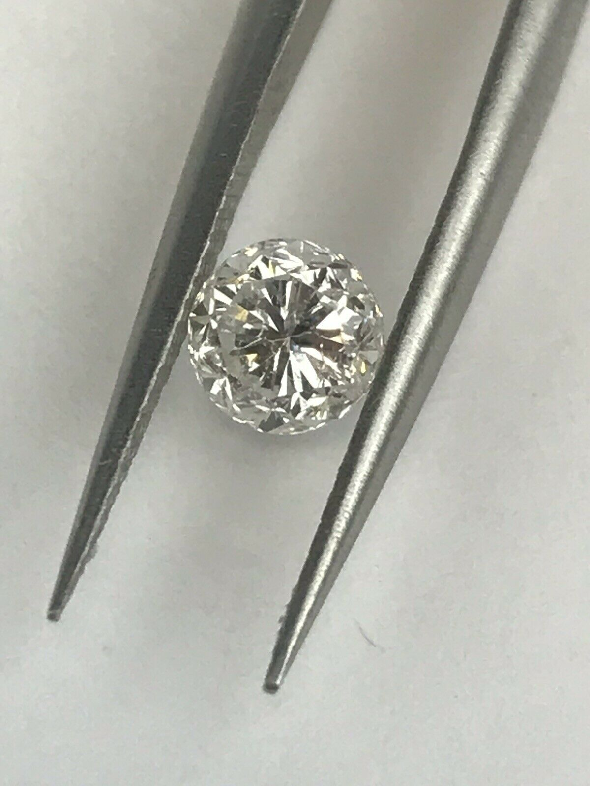 GIA Loose Certified .64 ct G I2 Round Brilliant Natural Diamond (stock # R5)