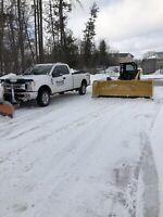 SNOW REMOVAL & SALTING SERVICE BOBCAYGEON