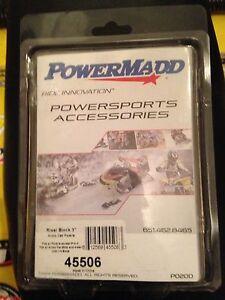 """PowerMadd 3"""" handle bar riser"""