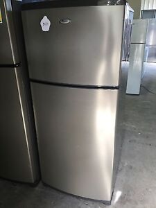 Whirlpool 410Ltr Brushed Stainless Fridge with 2 months warranty Forest Glen Maroochydore Area Preview