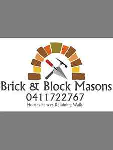 Brick and Block Masons Redcliffe Redcliffe Area Preview