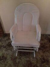 White Rocking Chair Hurstville Hurstville Area Preview