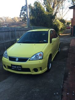Suzuki Liana 2004  Pearce Woden Valley Preview