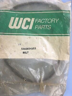(* 5302835353 Frigidaire WCI Washer Replacement Belt 5302834353)