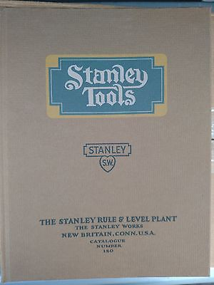 THE STANLEY RULE & LEVEL PLANT. NEW BRITAIN, CT, CATALOGUE NO.120.(1923 edition)