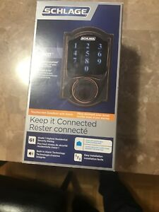 Schlage connect smart look