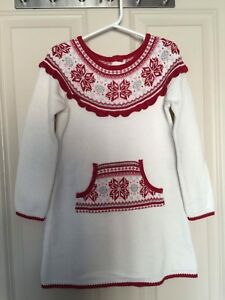 Christmas dress for girl from Gymboree size 5T