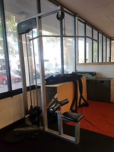 Lat pull down  (get in quick) Braddon North Canberra Preview