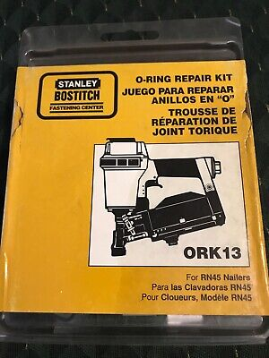 New Stanley Bostitch Ork13 O-ring Repair Kit Rn45 Nailers Free Shipping