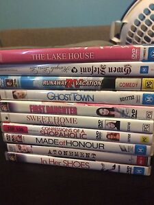 DVDs Moonah Glenorchy Area Preview