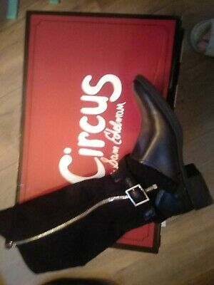 Circus knee high boots BNIB