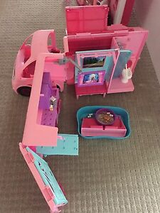 Barbie CamperVan Southern River Gosnells Area Preview