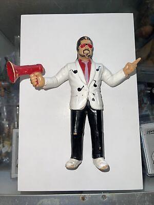 Vintage 1986 WWF LJN MotS Jimmy Hart Wrestling Action Figure Titan Sports WWE