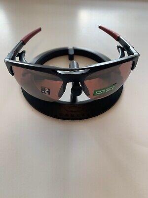 Oakley Mercenary Matte Carbon W/ Prizm Dark Golf Lenses (Golf Lenses)