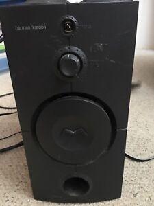 harman/kardon speakers