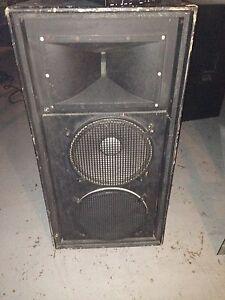 studio sound equipment