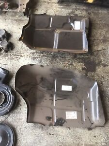 2x Brand New OEM Replacement Floor Pans (Chevy S10 82'-93')