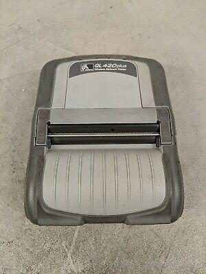 Zebra Ql 420 Plus Q4d-luga0000-00 Label Thermal Printer