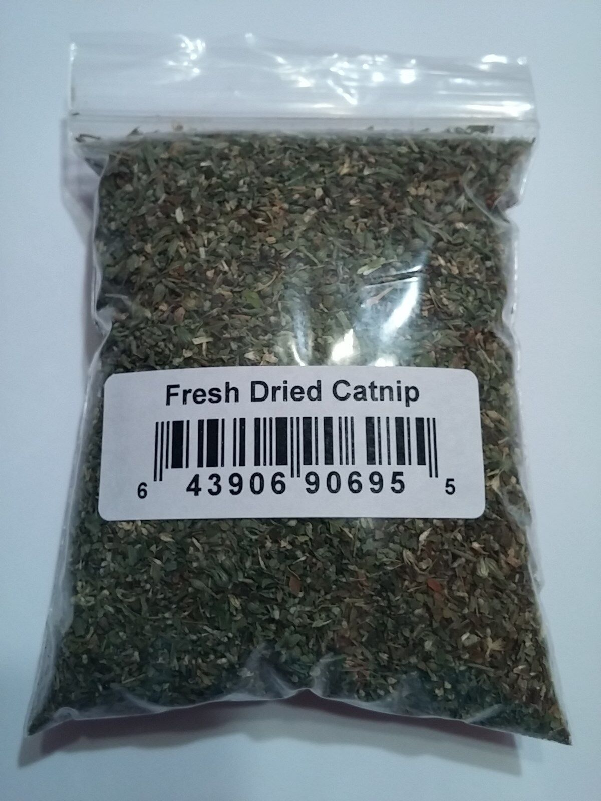Catnip 1 full ounce Nepeta Cataria Farm Fresh Eco Grown