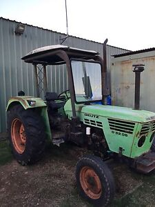 Deutz tractor Bridgman Singleton Area Preview