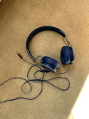 Beats by Dr. Dre Solo HD Headphones Blue - Spares and Repairs for sale  Shipping to Nigeria