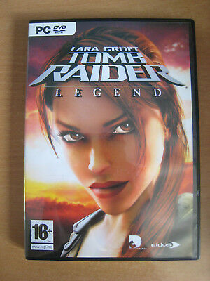 Lara Croft PC