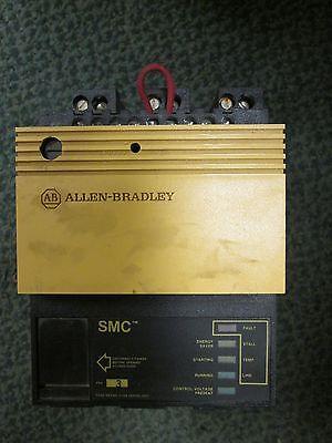 Allen-bradley Smart Motor Controller 150-a24nbd 15hp Max 208-480vac 47-63hz 3ph