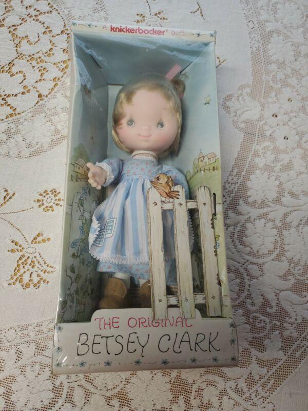 Vintage Knickerbocker Hallmark Betsy Clark Doll NIB