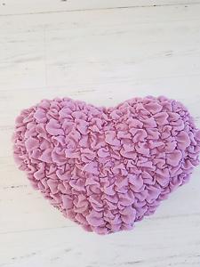 Heart pillow Prairiewood Fairfield Area Preview
