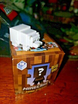 Minecraft Series 10 Wood Mini Figure POLAR BEAR