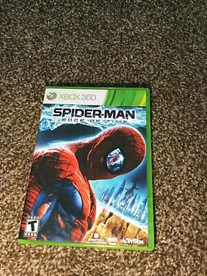 Spider-Man: Edge of Time Xbox 360 Complete