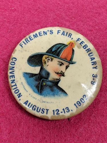 Antique Fireman