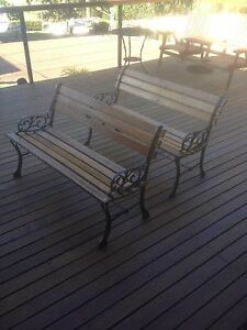 Garden benches Bolwarra Maitland Area Preview